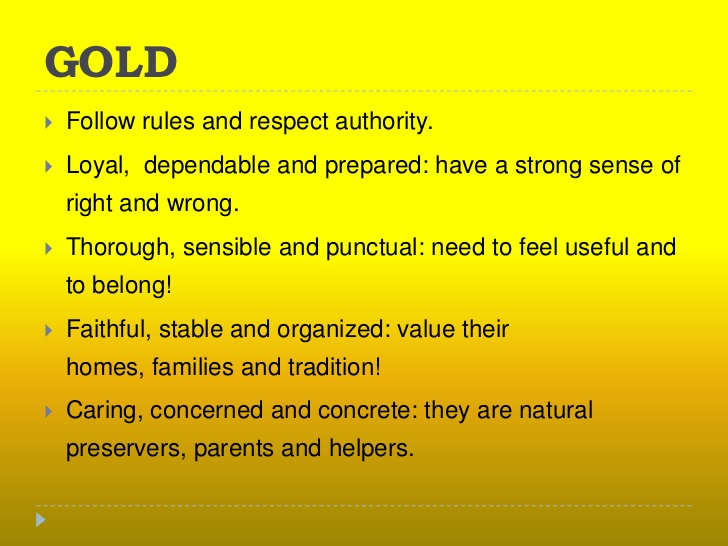 Gold Color Psychology Gold Meaning Personality