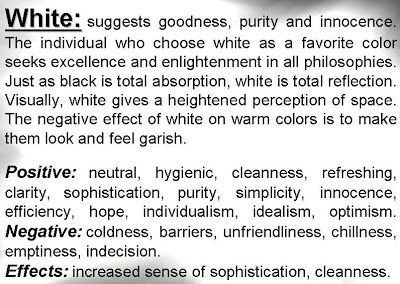 white color psychology