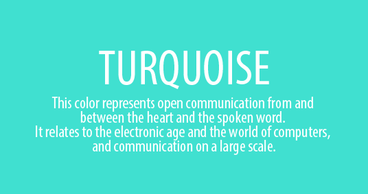 Turquoise Color Psychology Turquoise Meaning Personality