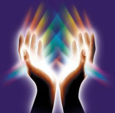 Healing Hands - Chromotherapy