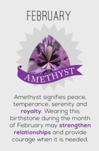 Birthstone Colors: January to December Month by Month Meanings