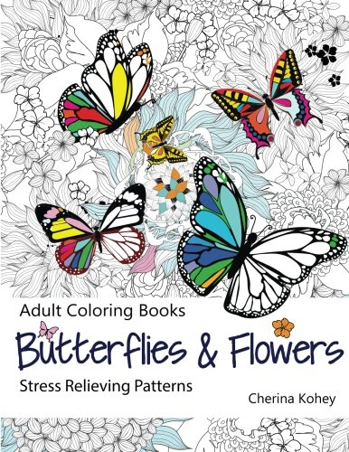 Coloring Book 4 : Coloring books for adults: top 10 adult in 2017