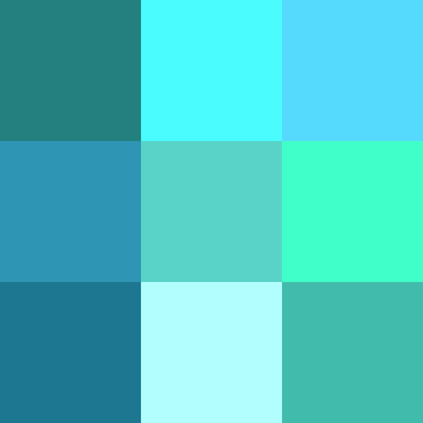 What Color Do Green And Blue Make Learn How To Make Cyan